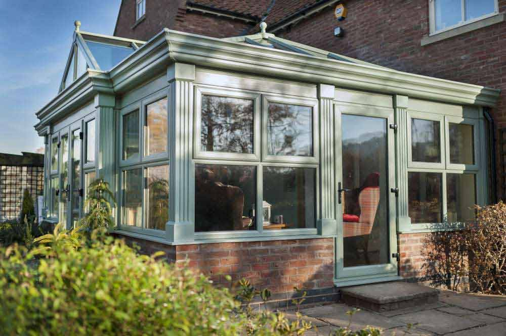 Conservatory as supplied by by 1st Scenic Ltd, your 1st choice for double glazing in Kent (6)