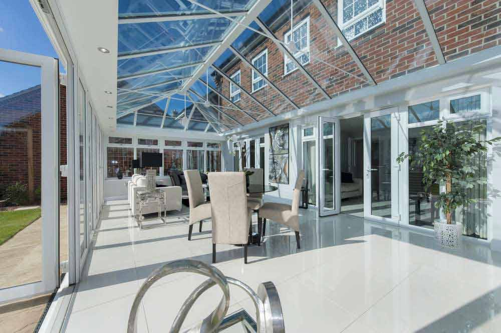 Conservatory as supplied by by 1st Scenic Ltd, your 1st choice for double glazing in Kent (2)