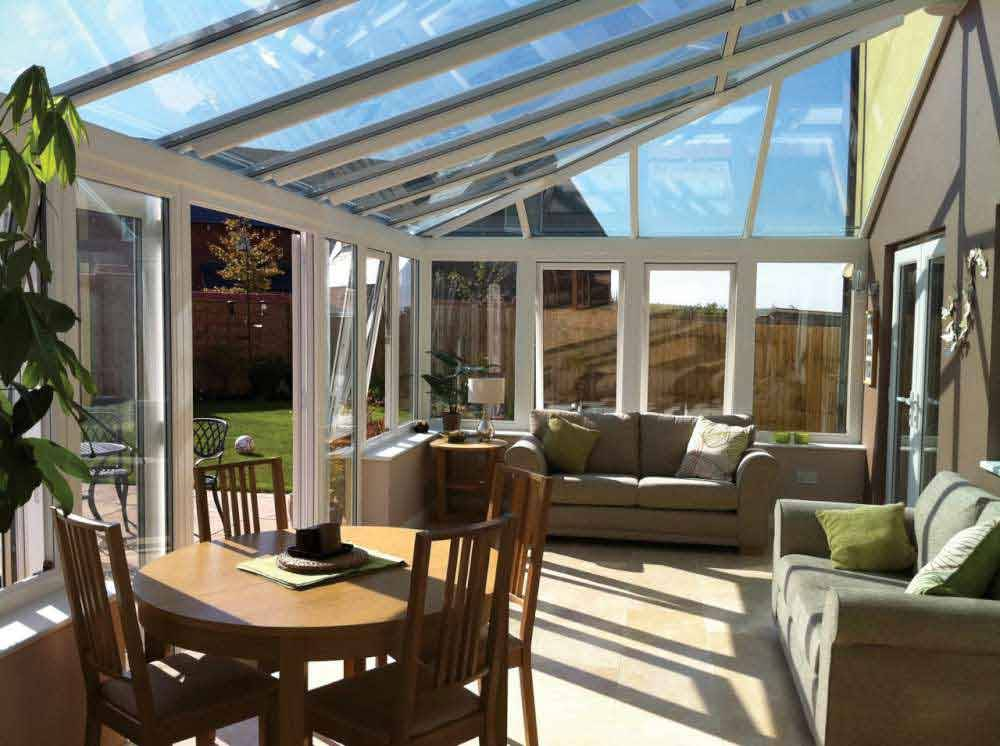 Conservatory as supplied by by 1st Scenic Ltd, your 1st choice for double glazing in Kent (4)