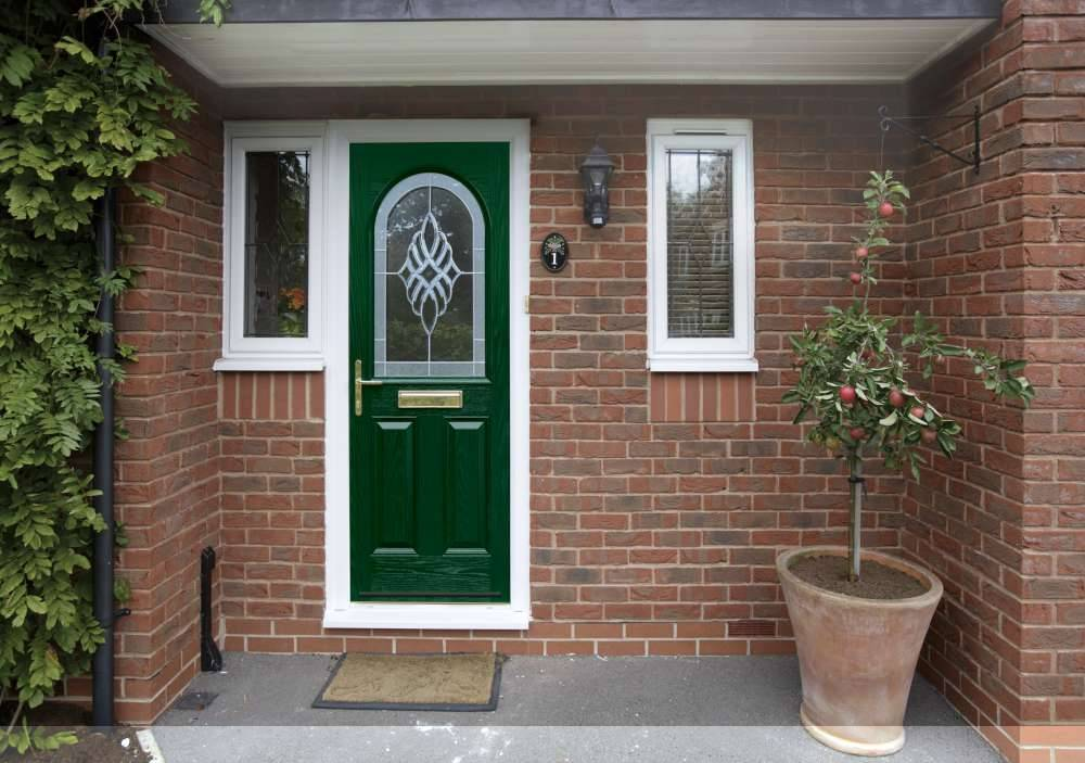 Door Stop Doors 1000 - Composite Doors