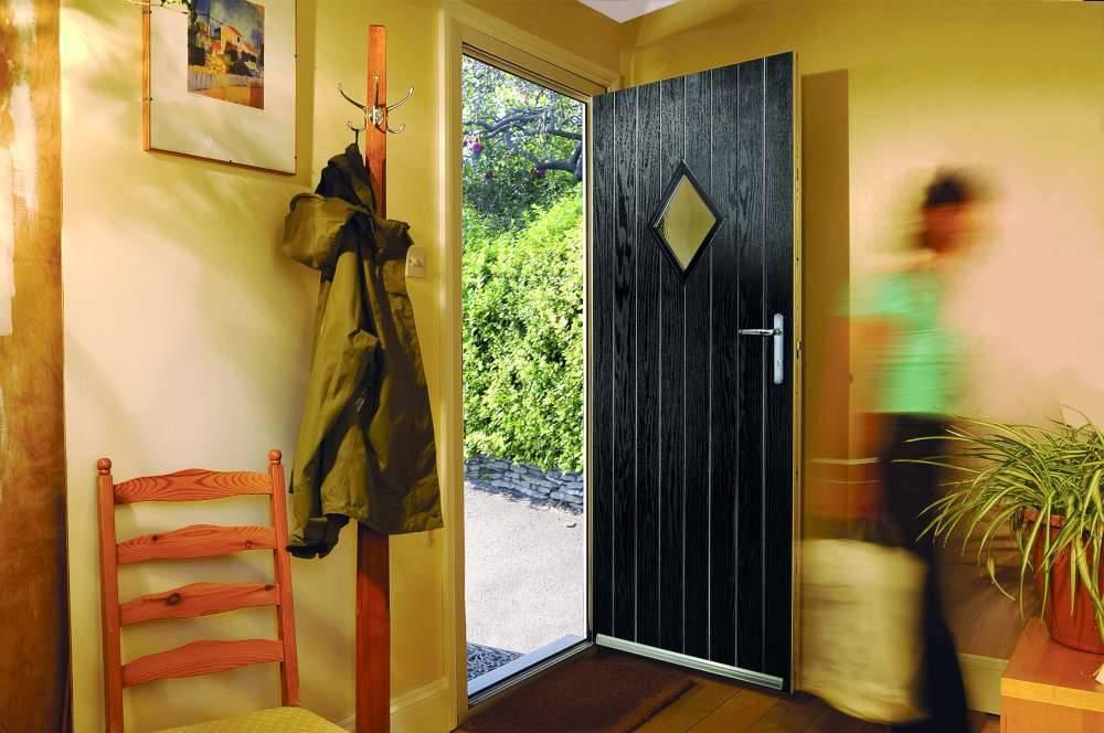 Hurst Doors 1000 - Composite Doors