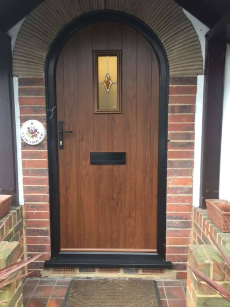 Solidor Door by 1st Scenic Ltd