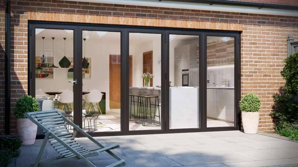 bi fold doors Kent 17 1000 - Bi-Folding Doors