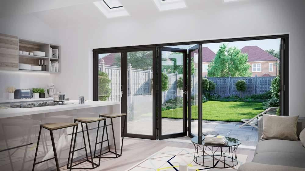 bi fold doors Kent 22 1000 - Bi-Folding Doors