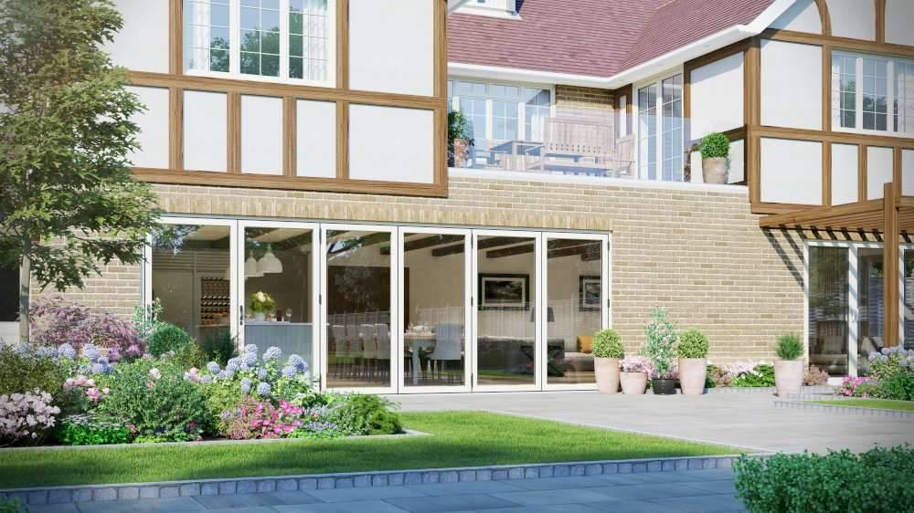 bi fold doors Kent 27 1000 - Bi-Folding Doors