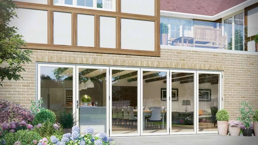 bi fold doors Kent 28 1000 - Bi-Folding Doors