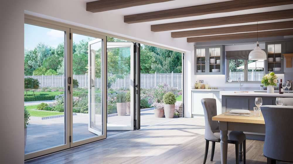 bi fold doors Kent 30 1000 - Bi-Folding Doors