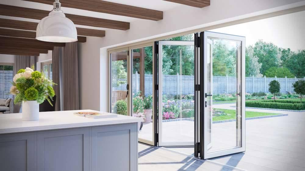 bi fold doors Kent 31 1000 - Bi-Folding Doors