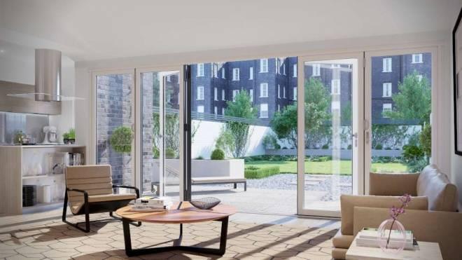 bi fold doors Kent (42)-1000