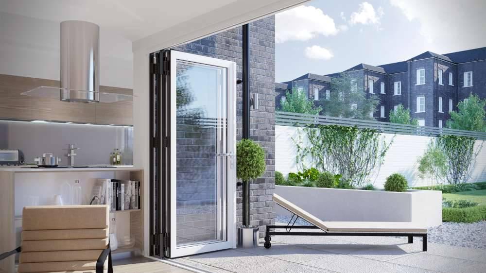bi fold doors Kent 43 1000 - Bi-Folding Doors
