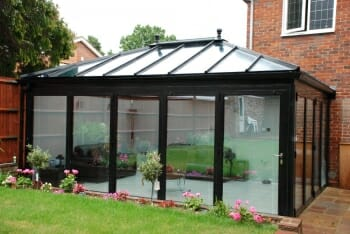 Conservatory as supplied by by 1st Scenic Ltd, your 1st choice for double glazing in Kent (1)