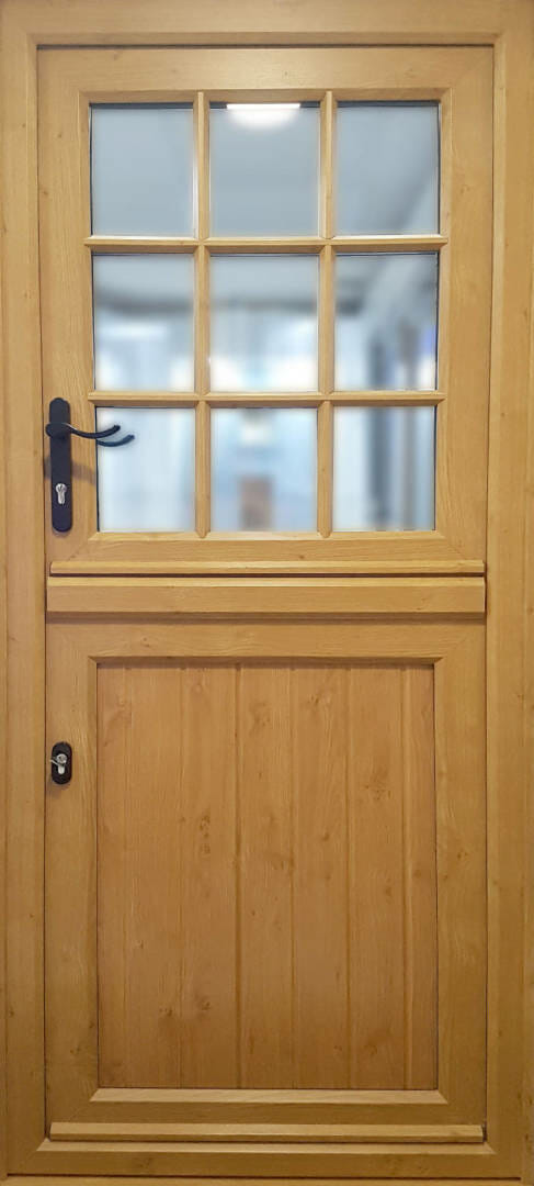 Rehau Stable Door 1 - uPVC Doors
