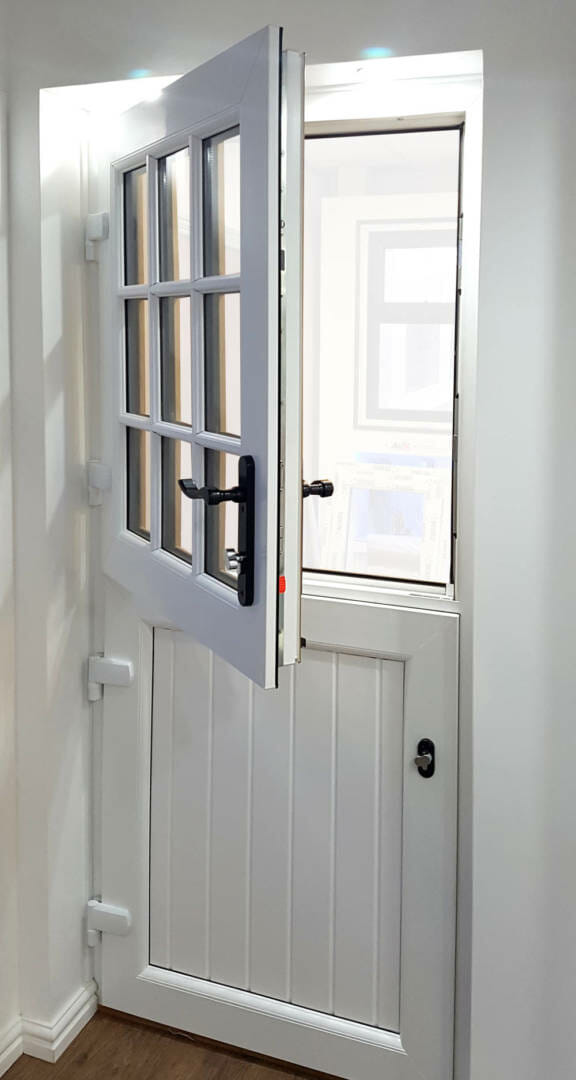 Rehau Stable Door - uPVC Doors