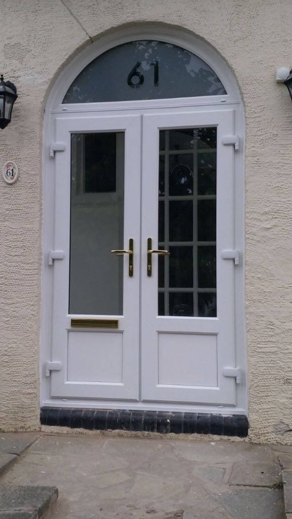 Bespoke-UPVC-door