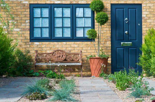 painted-front-door