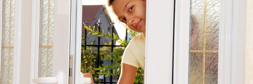 girl-opening-uvpc-door