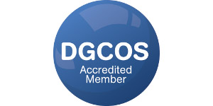 DGCOS Accredited Member  - Patio Doors – 1st Scenic Ltd