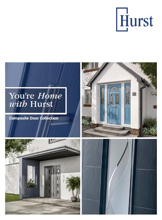 Hurst Composite Door Brochure