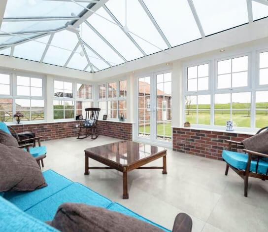product conservatories tile
