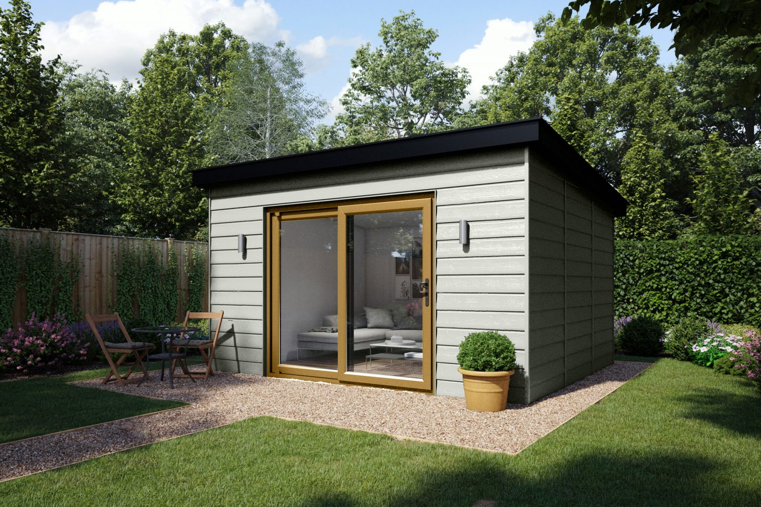 Garden Office Kent