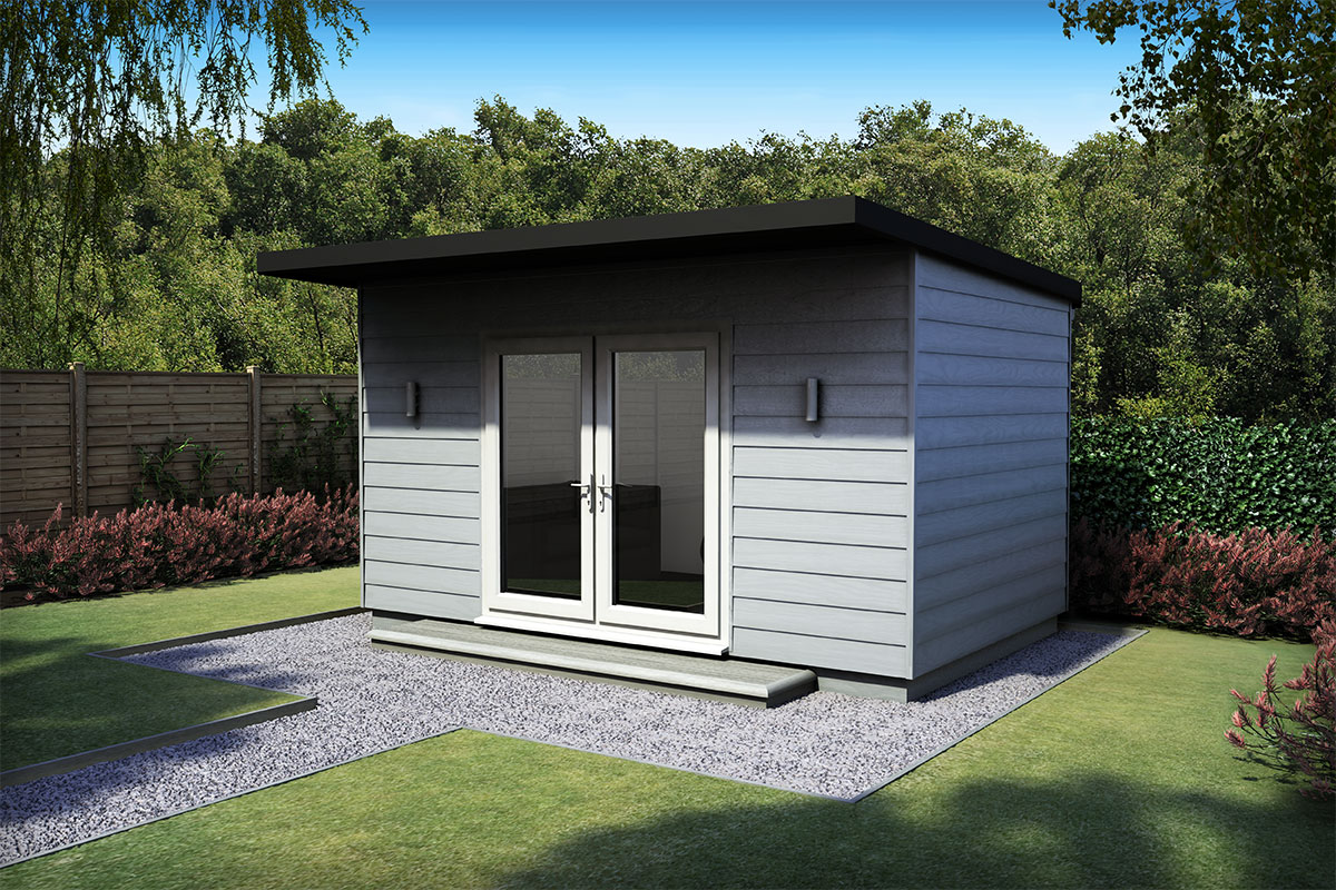 Insulated Garden Rooms Kent